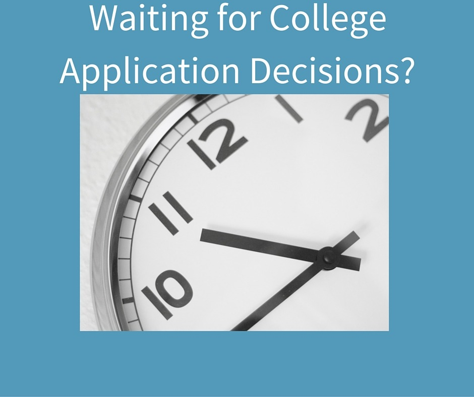 5 Ways to Handle Waiting for College Application Decisions